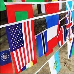 Banderines para Fiestas Patronales