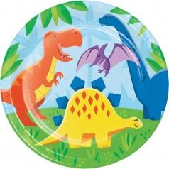 Anniversaire Dinosaures Enfants