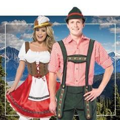 Déguisements Tyroliens