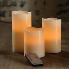 Bougies à Piles