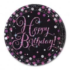 Cumpleaños Elegant Pink