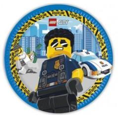 Cumpleaños Lego City