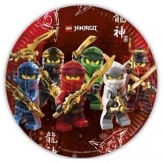 Cumpleaños Lego Ninjago