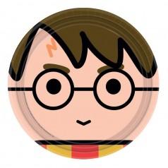 Cumpleaños Harry Potter Comic