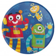 Anniversaire Robots