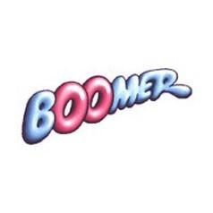Chewing Gum Boomer
