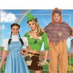 Déguisements le Magicien d'Oz