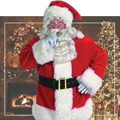 Déguisements du Père Noël