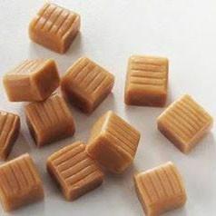 Bonbons Caramel
