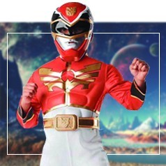 Déguisements Power Ranger