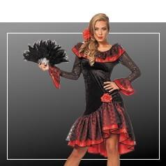 Déguisements Flamenco