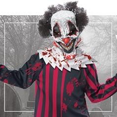 Déguisements de Clown Tueur