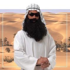 Déguisements Arabe