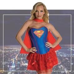 Déguisements Supergirl