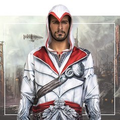 Déguisements Assassin's Creed