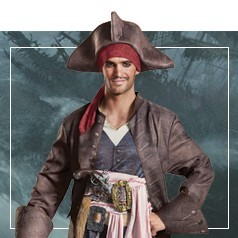 Déguisements Jack Sparrow