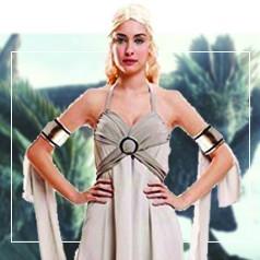 Déguisements Khaleesi