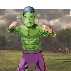 Déguisements de Hulk