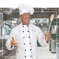 Déguisements de Cuisinier