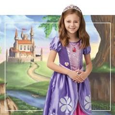 Déguisements Princesse Sofia