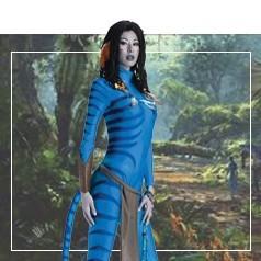 Déguisements Avatar