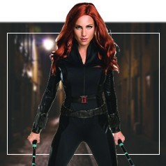 Déguisements Black Widow