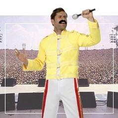 Déguisements de Freddie Mercury