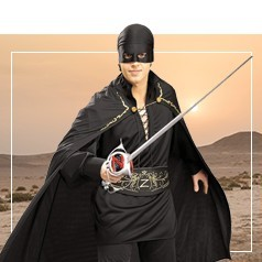 Déguisements Zorro