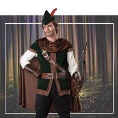 Déguisements Robin des Bois