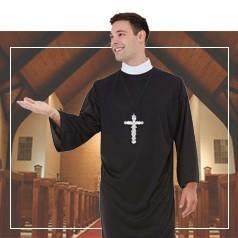 Déguisements de Prêtre