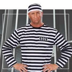 Déguisements de Prisonnier