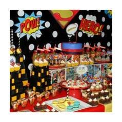 Candy Bar à Thème