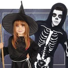 Déguisements Halloween Enfant
