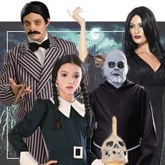 Déguisements Halloween en Famille