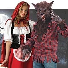 Déguisements Halloween de Couple