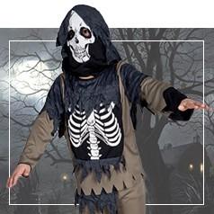 Déguisements de Squelette Garçon