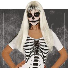 Déguisements de Squelette Femme