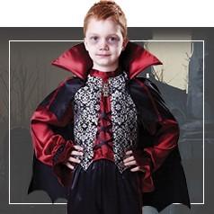 Déguisements de Vampire Garçon