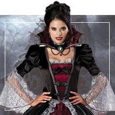 Déguisements de Vampire Femme