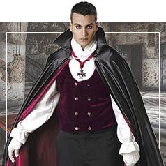 Déguisements de Vampire Homme