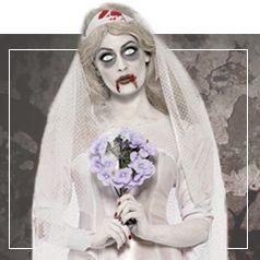 Déguisements de Mariée Morte Femme