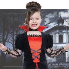 Déguisements de Dracula pour Fille