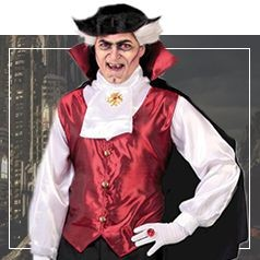 Déguisements de Dracula Homme