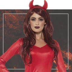 Déguisement de Diablesse pour Femme
