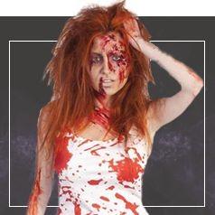 Déguisement de Zombie pour Femme
