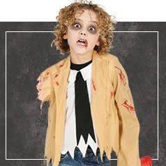 Déguisement de Zombie pour Garçon