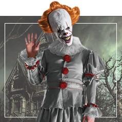 Déguisements de Clown Méchant