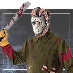 Déguisement de Jason pour Hommes