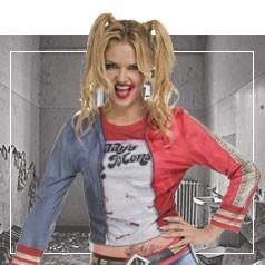 Déguisements Harley Quinn Femme