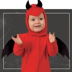 Déguisements de Diable Bébé